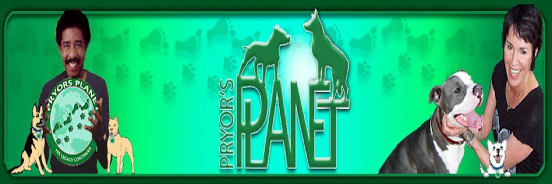 Pryor's Planet cover photo