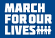 #MarchForOurLives A force to be reckoned with and GOP should be very afraid of these inspiring individuals because they have ethics AND a conscience!!
