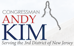 U.S. Representative Andy Kim Working for a government that focuses on people, not corporations.