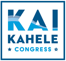 US Congressional-elect Kai Kahele Candidate, 2nd Congressional District. Moving Hawaii forward, around Tulsi Gabbard who has chosen to stand on the wrong side of history. Find out why we're supporting Kai.