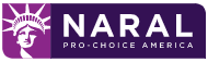 NARAL Pro-Choice America The 2.5 million members of NARAL Pro-Choice America fight for reproductive freedom for every person in every state. #RoeVWade