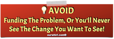 AVOID: Don't Fund The Problem