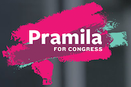 U.S. Representative Pramila Jayapal Congressmember, WA-07. Bold, Progressive & Unafraid. Lifelong organizer for immigrant, civil & human rights. Natl Health Policy Chair for Bernie2020.  She/her.