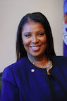 New York Attorney General Tish James She did that! She took on the NRA, and is finally taking on the corrupt #badgradestrump crime regime!