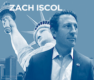 Zach Iscol Iraq War USMC Veteran. Founder of founded Hirepurpose (veterans & Gold Star family jobs) and Task & Purpose (#NotInvisible focus). Running for NYC Comptroller (2021).