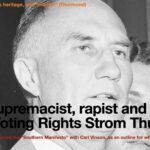 South Carolina US Senator Tim Scott's heritage, and his mentor, Strom Thurmond